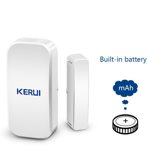 Window & Door Detector For Home Wireless Alarm System