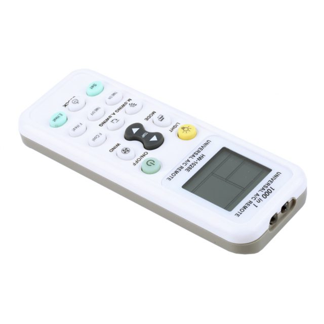 Universal Lightweight Digital Remote Control for Air Conditioner