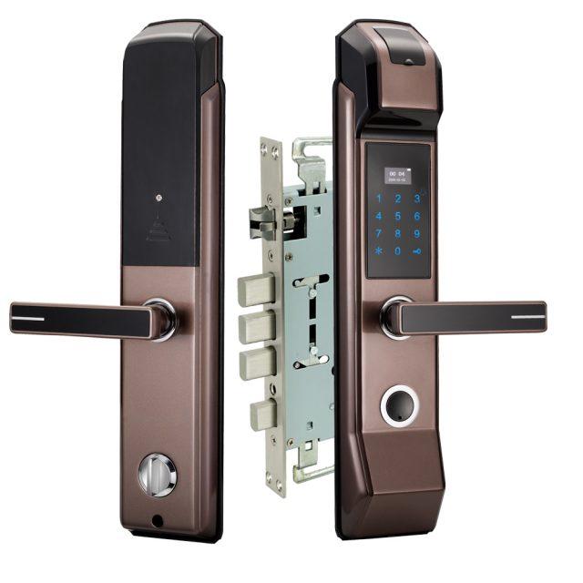 Electronic Fingerprint Door Lock