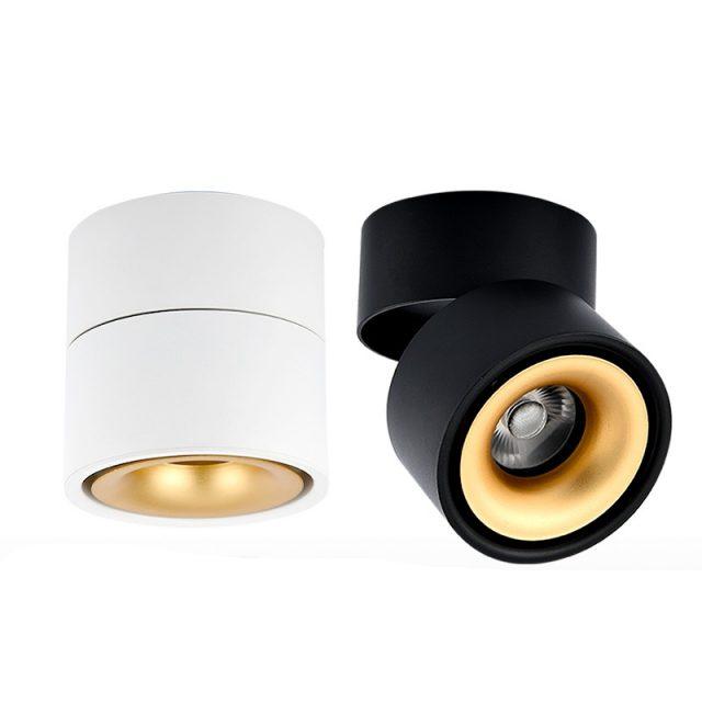 Rotating LED Light for House