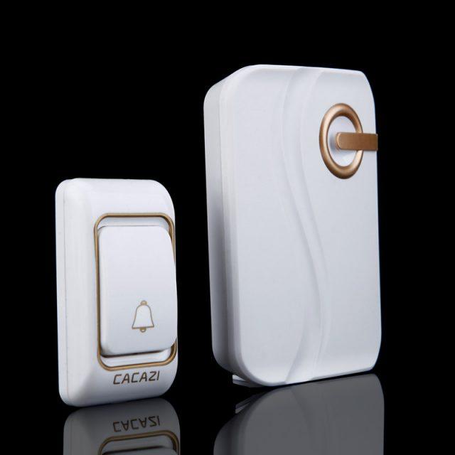 Elegant Cordless Doorbell