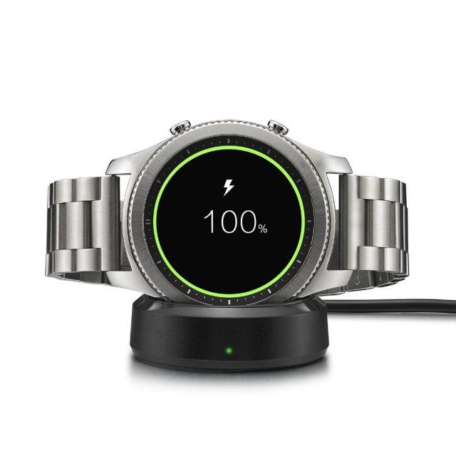 Wireless Charging Dock for Samsung Smart Watch