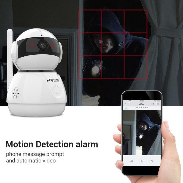 1080P Wi-Fi Security Camera